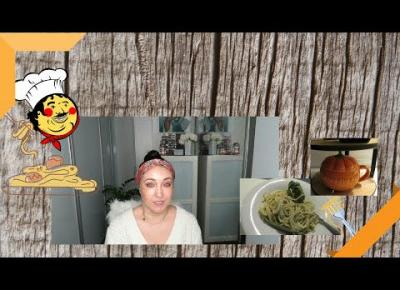 Vlog II Sos brokułowy, zużycia minionych dni i Collagen 🍝🥃