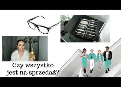 Vlog II  Moja kolekcja okularów 😎