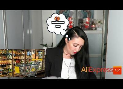 Vlog  🍂Zakupy z AliExpress, Biedronki i  trochę rozmaitości w kuchni 🥗🥣