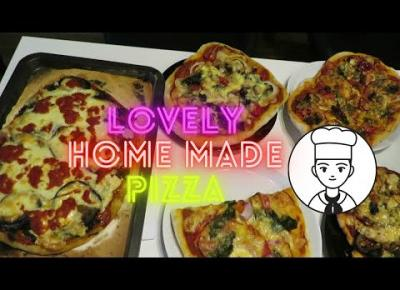Vlog II Domowa pizza 👍🍕