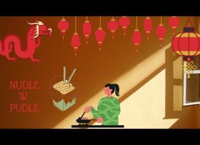 Vlog -  Małe zakupy z Carrefoura i domowa chińszczyzna  🥡 🥢