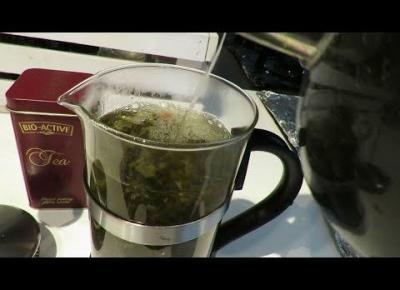 Vlog#27 - zakupy, kominek z Aromatowo.pl i zielona herbata BioActive 😍
