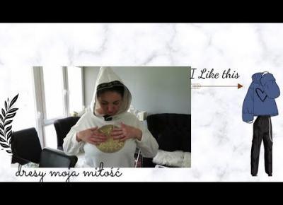 Vlog 😁 Dresów nigdy za wiele ??🚶🏽♀️