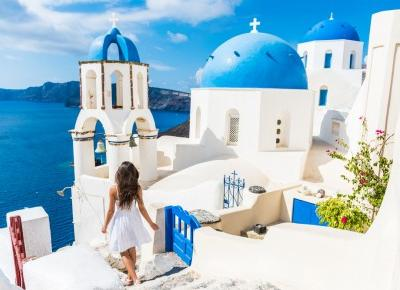 5 wspaniałych miejsc, do których podróżują modne dziewczyn !