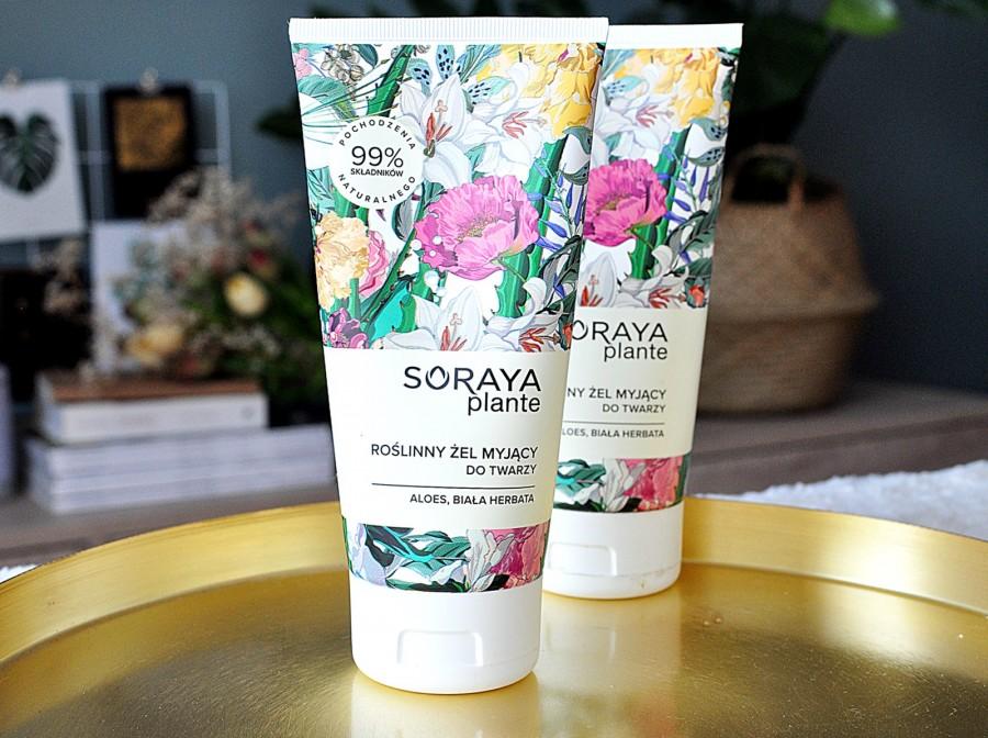 SORAYA Plante - żel do twarzy z dobrym składem, dostępny w drogeriach Rossmann | A real shopaholic
