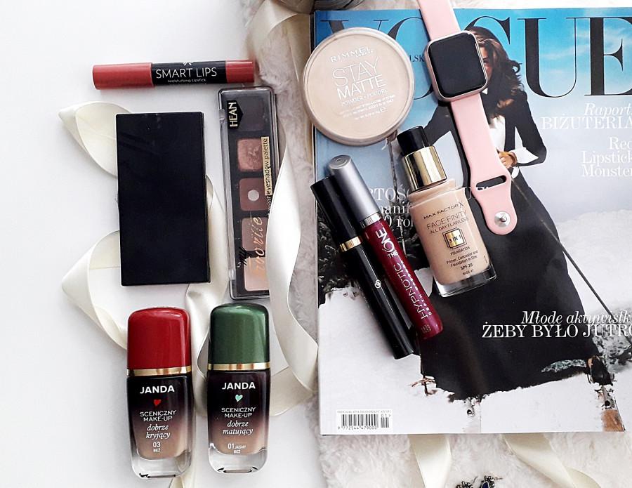 Kosmetyczne HITY i BUBLE 2019 - pielęgnacja i kolorówka | A real shopaholic