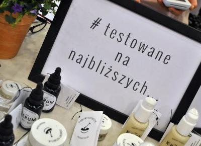 Relacja z Targow Kosmetyków Naturalnych EKOTYKI - edycja jesienna / 4 powody dlaczego akurat te targi miały prawo się udać