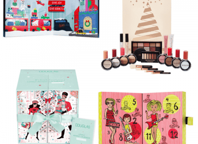 Przegląd najciekawszych kosmetycznych kalendarzy adwentowych na 2018 rok | A real shopaholic