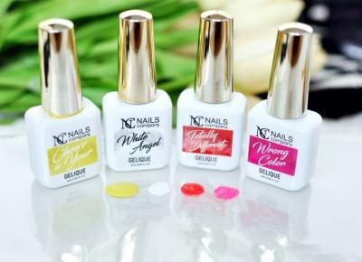 Trendy 2019 - jakie kolory będą królować na paznokciach tego lata? Test lakierów hybrydowych od NAILS COMPANY | A real shopaholic