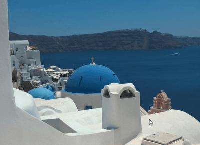 Santorini - czy warto się tam wybrać, jak dotrzec i ile to kosztuje ? | A real shopaholic