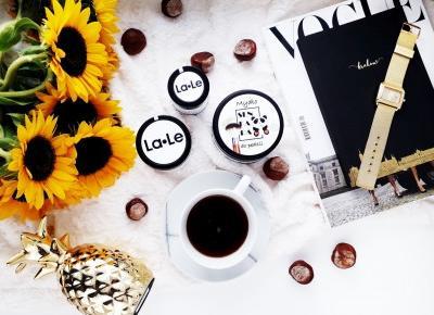 La le - HIT czy KIT ? - masło do ciała czarne winogrono i masło kawowe pod oczy | A real shopaholic