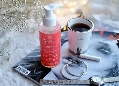 Miya - lekki olejek do demakijażu i oczyszczania twarzy / Czy olejek to najlepszy sposób na skuteczny demakijaż? | A real shopaholic