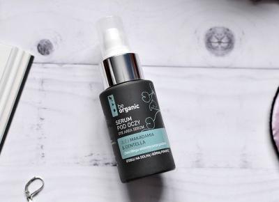 Serum pod oczy z Be Organic - czy daje efekt liftingu w godzinę? | A real shopaholic