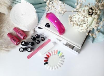 Manicure hybrydowy krok po kroku - co kupić na początek i jakich błędów unikać  | A real shopaholic