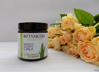Naturalne masło z zielonego jęczmienia Botanicum | Anszpi