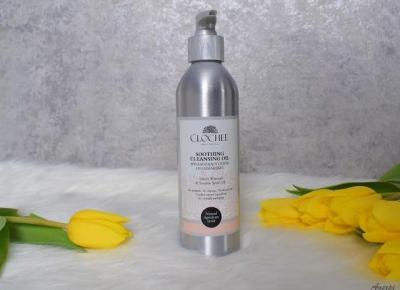 Wygładzający olejek do mycia twarzy i demakijażu Soothing Cleansing Oil Clochee | Anszpi