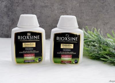 Zestaw przeciw wypadaniu włosów DermaGen Hair Loss Expert Bioxsine  | Anszpi