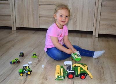 Mini Farma. Dziewczynki też bawią się w rolnika | Anszpi