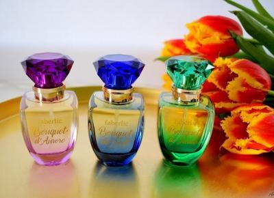 Perfumy Faberlic 3x Bouquet de…   Anszpi