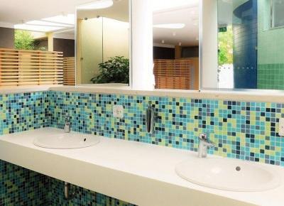 Żarówki liniowe LED | nowoczesne oświetlenie lustra w łazience