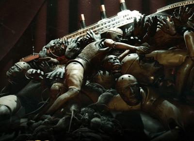 Layers Of Fear 2. Horror Polskiej produkcji pojawi się szybciej, niż się spodziewaliśmy. · ArcyTVGra Production Present