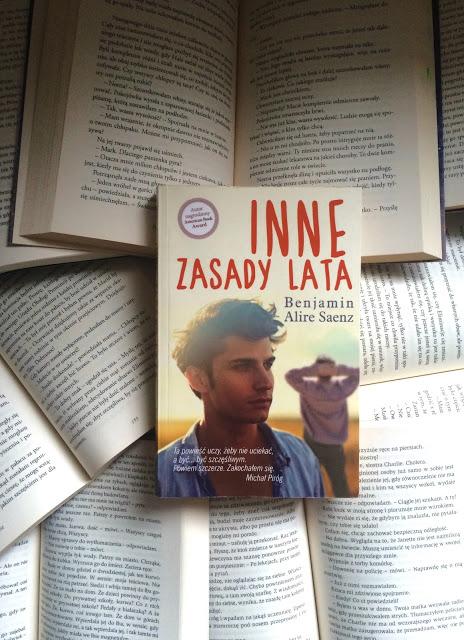 #1 INNE ZASADY LATA  | B. A. Saenz