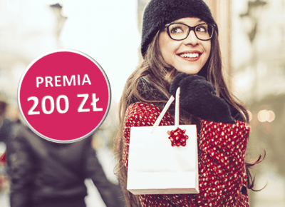 Bonus 200 zł na Nowy Rok za konto osobiste w Banku Millennium