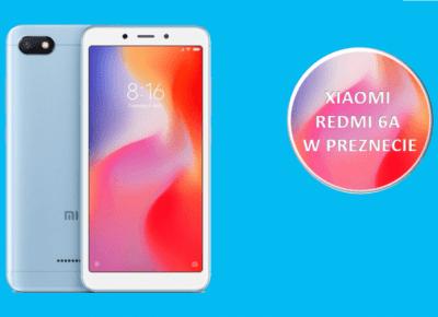 Telefon Xiaomi Redmi 6a w prezencie za darmową kartę Citi Simplicity
