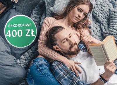 Rekordowa premia 400 zł za konto w BNP Paribas powraca!
