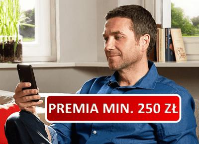 Odbierz od 250 zł (do nawet 1050 zł) za Konto Jakie Chcę w Santander Banku