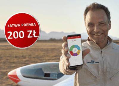 Konto na selfie: łatwa premia 200 zł za Konto Przekorzystne w Banku Pekao