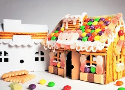 Słodki Domek – Zrób to Sam! | Bawimy się tekturą