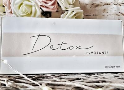 RECENZJA 3 TYGODNIOWEGO DETOXU BY VOLANTE | Beautybloganeta