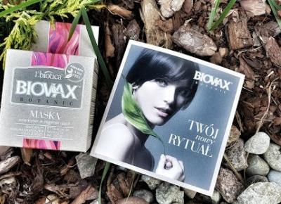 RECENZJA L'BIOTICA BIOVAX MASKA INTENSYWNIE REGENRUJĄCA BIOVAX BOTANIC - BAICAPIL, MALINA MOROSZKA, OLEJ Z RÓŻY | Beautybloganeta
