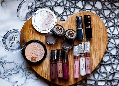 BELL, DESERT ROSE/ EDYCJA LIMITOWANA/ RECENZJA    Beautybloganeta