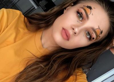 PROPOZYCJA MAKIJAŻU NA HALLOWEEN | BeautybyPati