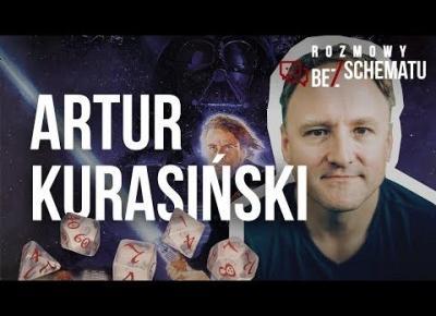 O innowacji, popkulturze i tworzeniu gier | Artur Kurasiński