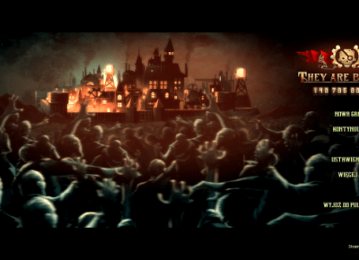 szlaGierki: THEY ARE BILLIONS! – BLACK UNICORN PRESENTS