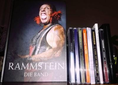 RAMMSTEIN – DIE BAND, Łukasz Dunaj [Recenzja] – BLACK UNICORN PRESENTS
