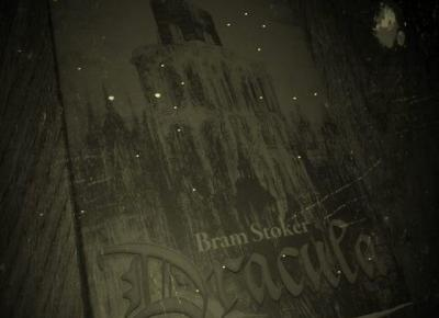 DRACULA, Bram Stoker [Recenzja] – BLACK UNICORN PRESENTS