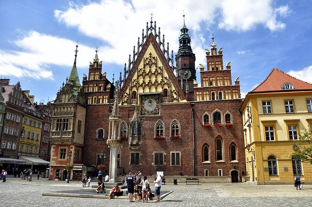 1 dzień zwiedzanie Wrocławia - Blake