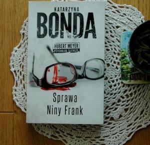 Rudym spojrzeniem: Sprawa Niny Frank – Katarzyna Bonda