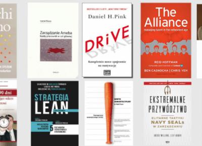 Książki o zarządzaniu. 10 pozycji do przeczytania w 2019 roku - Lepszy Manager