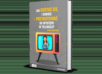 Jak dostać się i dobrze przygotować do występu w telewizji w roli eksperta? Piotr Zieliński - Lepszy Manager