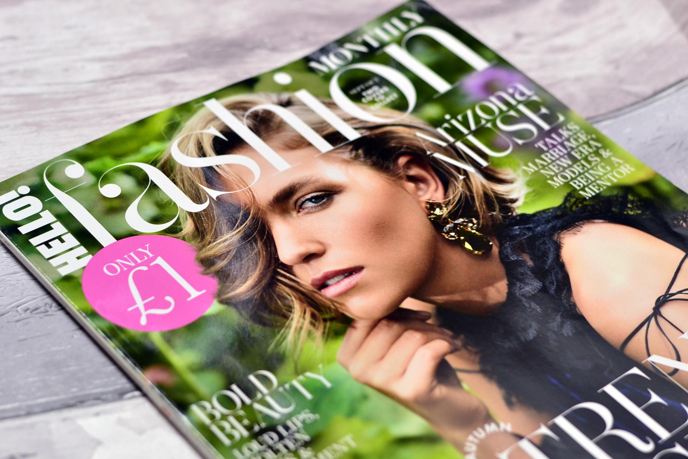 Hello Fashion Monthly Sept/Oct 2017 - BLOG EMILUX