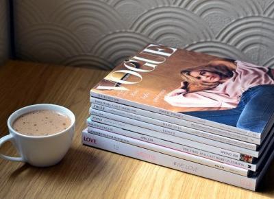 Which magazine is best for me? – BLOG EMILUX – Emilia Żogo