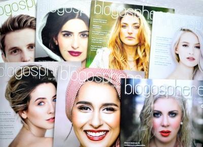 Blogosphere Magazine UK 13 - BLOG EMILUX - Emilia Żogo