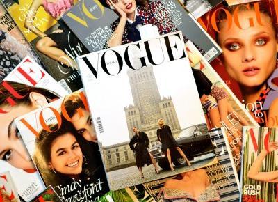 Vogue Polska - kilka słów - BLOG EMILUX - Emilia Żogo