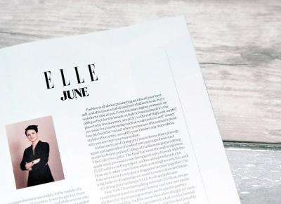 Elle June – Magazine Review – Lana Del Rey – BLOG EMILUX – Emilia Żogo