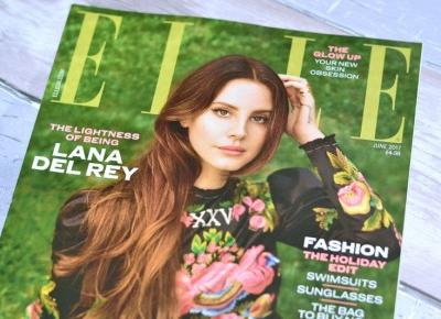 Elle June – Magazine Review – Lana Del Rey – Beyond Imagination – Emilia Żogo
